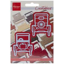 "Marianne Designs Creatables Die LR0197 ~ Model T-Ford, 1.875""X2.25"" ~ NIP"
