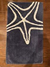 Threshold 34� x 20� Starfish Bathmat