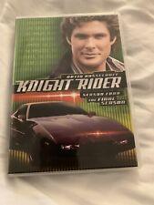 Knight Rider: Season 4 (6 Disc Dvd) The Final Season!