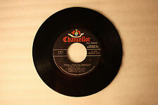 RARE 45 Record: Fabian - Good Old Summertime: By The Light of The.. - Chancellor