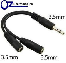 Unbranded/Generic MP3 Player Headphone Splitters for Apple