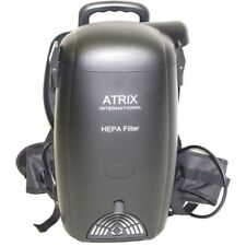 NEW Atrix VACBP1 Backpack HEPA Vacuum [VACBP1] Cleaner  Black
