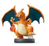 Nintendo 3DS Wii U Amiibo Charizard Lizardon Super Smash Bros