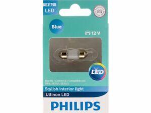For 1999 Ferrari F355 Courtesy Light Bulb Philips 15776TW Ultinon LED - Blue
