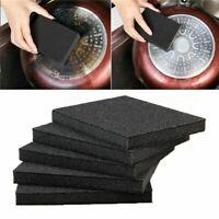 Stains Household Pot Rust Rub Magic Cleaner Cleaning Sponge Nano Emery Wipe