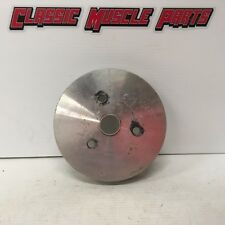 Small Block Chevy Aluminum Crankshaft Dual Groove Pulley 283 302 327 350 400