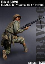 Bravo6 1:35 USMC #2 Cover Me! Tet Vietnam '68 - Resin Figure #B6-35028