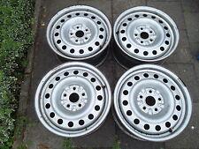 4 x Stahlfelgen 16 x 7 ET 45 LK 5 x 114 Toyota Avensis T25 (b152)