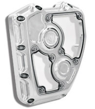 ROLAND SANDS CLARITY CHROME TIMING CAM COVER 01-12 HARLEY DAVIDSON TWIN CAM