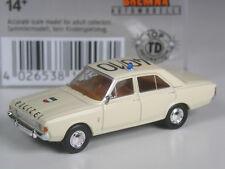 selten: Brekina Ford 17 M (P7B) NRW Polizei Köln in OVP