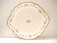 "Vintage  France Platter Dinnerware China Limoges  Elite Works Bawo & Dotter 10"""