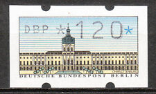 Berlino 1987 automarten-marchio libero 120er post freschi LUSSO!!! (a149)