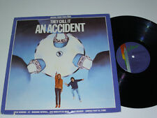 THEY CALL IT AN ACCIDENT Soundtrack US LP - U2 Steve Winwood MARIANNE FAITHFULL