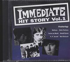 Immediate Hit Story Volume 1, CD