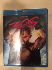 300 RISE OF THE EMPIRE, DVD (format), SINGLE DISC W/blu CASE,