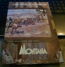 OFFICIAL MONTANA 1981-1982 HIGHWAY MAP
