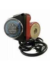 Grundfos UP15-10B5/TLC Bronze Circulator Pump w/ Timer,115v,sweat