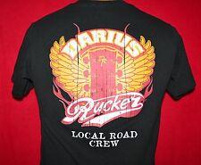 Darius Rucker Concert Tour Local Crew T-Shirt S Country Music Hootie & Blowfish