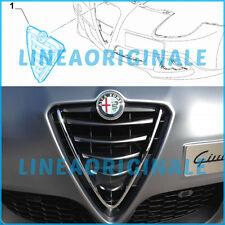 Griglia Brunita ORIGINALE Alfa Romeo Giulietta MY2014 anterior restyling new it