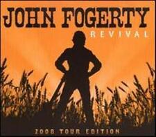 John Fogerty-Revival 2008 Tour Edition CD + DVD