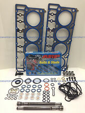 6.0L Powerstroke Diesel OEM Ford 20MM Head Gasket Set ARP Head Studs F250 F350