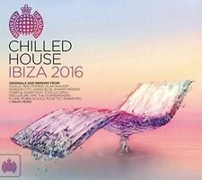 Chilled House Ibiza 2016 by Various Artists (CD, Jun-2016, 2 Discs, Ministry of Sound)