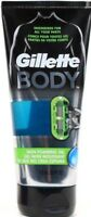 1 Gillette Body Non-Foaming Shave Gel Engineered for All Your Parts 5.9 oz