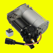Air Suspension Compressor+Relay For Audi A6 S6 RS6 C7 4G A7 Sportback 0025427219