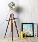 HOLLYWOOD DESIGNERS LAMP SPOTLIGHT SEARCHLIGHT WITH STAND ROYAL DECORATIVE