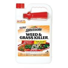 Spectracide Weed & Grass Killer, Ready-to-Use, 1-Gallon