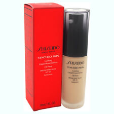 Synchro Skin Lasting Liquid Foundation SPF 20 - 2 Neutral by Shiseido - 1 oz