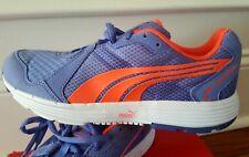 Puma Descendant v2 Womens Puma Sneakers Us 8 38.5 Lavender Coral Nib