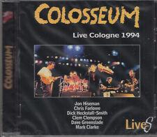 COLOSSEUM Live Cologne 1994 | CD Jon Hiseman Chris Farlowe Clem Clempson +