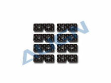 Carbone Servo Plaque (8) - Trex 600 (H60074AT)