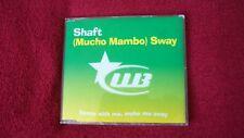 Shaft (Mucho Mambo) Sway - CD Single