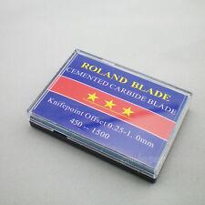 20x45° HQ Cemented Carbide Blades Roland GCC LiYu Vinyl Cutter Cutting Plotter