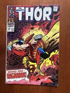 Thor #157 (1968) FN 6.0 Ragnarok