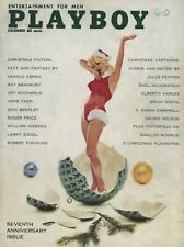 PLAYBOY DECEMBER 1960 Teddi Smith Carol Eden Marilyn Monroe Linda Vargas WOC1