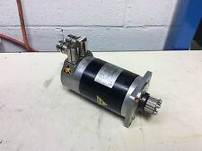 IEF Werner Stepper Motor, Type 86/2P/8A/3.7Nm/SD, Date: 02/2004, Used, WARRANTY