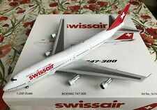 Swissair B-747-300 (HB-IGC), 1:200, Inflight200