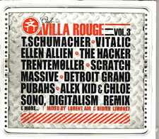 Compilation - Club Villa Rouge Vol.3 - CD - 2006 - Techno Citizen Records SEALED
