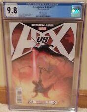 Avengers vs X-Men #7 CGC 9.8 1:25 Esad Ribic Variant Cover - Wolverine