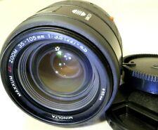 Minolta Maxxum 35-105mm f3.5-4.5 AF Lens SONY A mount α37 α57 α65 α67 α68 - MINT