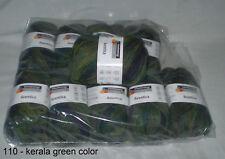 500 talla aventica suave rápidamente truco Garn de Schachenmayr 110-Kerala Green