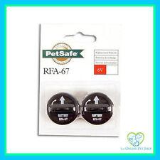 PetSafe RFA-67 6-Volt Fits Most Anti-barking Collars Batteries