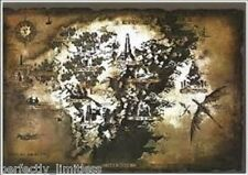 Dark Souls II Collector's Edition Cloth Map Only