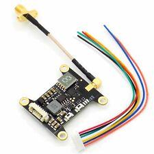 EWRF E709TM3 5.8G FPV Video Transmitter 0-600mW 48CH DC 6-25V 30.5mm (RP-SMA)