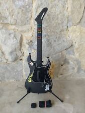 PS2 Guitar Hero Kramer Wireless Controller with Strap Dongle