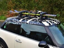 MINI Cooper Ski & Snowboard Rack  - No Roof Bars Required