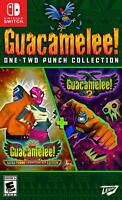 Guacamelee One-Two Punch Collection Nintendo Switch Rare Action Platformer Game